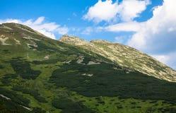 Baixas montanhas de Tatras, Eslováquia Imagem de Stock