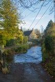 Baixio da vila de Lacock Fotos de Stock Royalty Free