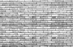 Baixo fundo chave de alta resolução da parede de tijolo do grunge Foto de Stock Royalty Free