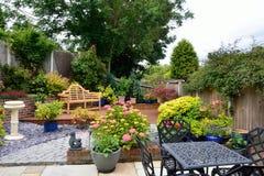 Baixo jardim pequeno da manutenção Imagem de Stock Royalty Free