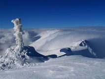 Baixo Tatras Fotos de Stock Royalty Free