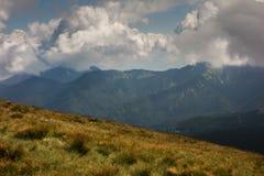 Baixo Tatras Foto de Stock