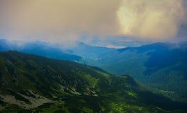 Baixo Tatras Imagens de Stock