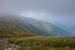 Baixo Tatras Fotografia de Stock Royalty Free