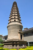 Baiyi Temple Pagoda Stock Photography