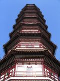 Baiyuan Temple. In Guangzhou, China Royalty Free Stock Images