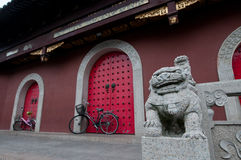Baiyun Temple Royalty Free Stock Photos