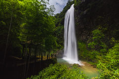 BaiYun Waterfall royalty free stock photo