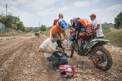Baja Арагон 2013 Стоковые Изображения