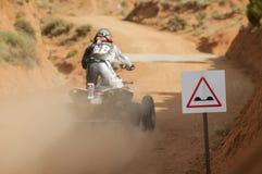 Baja Aragon 2013 Stock Image