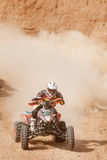 Baja Aragon 2013 Stock Photo