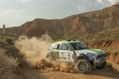 Baja Aragon 2013 Stock Images