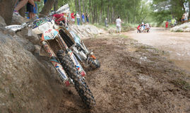 Baja Aragon 2013 Stock Photography