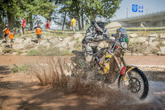 Baja Aragon 2013 Royalty Free Stock Images