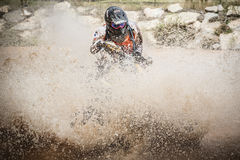 Baja Aragon 2013 Royalty Free Stock Photography