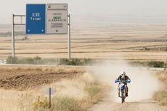 Baja Aragon 2013 Royalty Free Stock Image