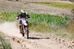 Baja Aragon 2014. XXXI Competition Edition Baja Aragon (Spain), FIA World Cup for Cross Country Rallies Stock Photos