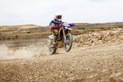 Baja Aragon 2014 Royalty Free Stock Image