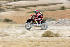 Baja Aragon 2014 Royalty Free Stock Image