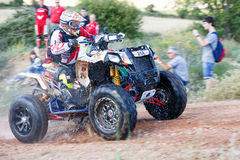 Baja Aragon 2014 Royalty Free Stock Photography