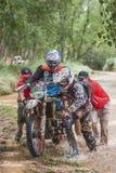 Baja Aragonien 2013 Lizenzfreies Stockbild