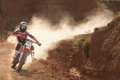 Baja Aragonien 2013 Lizenzfreies Stockfoto