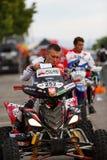 Baja Aragonien 2014 Lizenzfreie Stockfotos