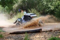 Baja Aragonien 2014 Stockfoto