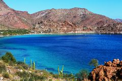 Baja California Royaltyfri Bild