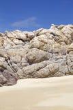 Baja california beach Royalty Free Stock Images