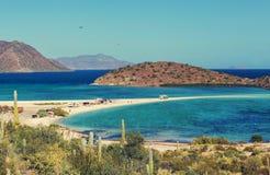 Baja California. Landscapes Stock Images