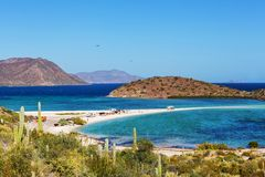 Baja California Royalty Free Stock Photography