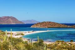 Baja California. Landscapes Royalty Free Stock Photography