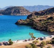 Baja California. Landscapes in USA Stock Photo
