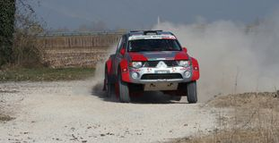 Baja italien 2012 Image libre de droits