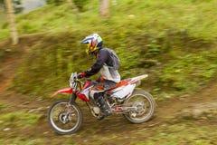 Baja Pedernales motorcykellopp royaltyfri bild