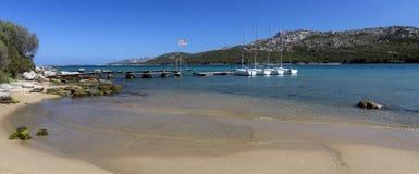 Baja Sardinia - Sardinia - Italy Royalty Free Stock Image