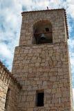 BAJA SARDINIA, SARDINIA/ITALY - MAY 22 : Church of the Francisca Royalty Free Stock Images