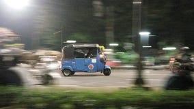 Bajaj bil Fotografering för Bildbyråer