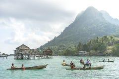 Bajau Laut zdjęcie stock