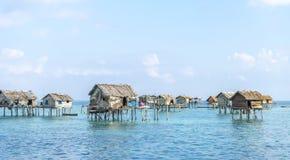 Free Bajau Laut House Stock Photos - 58594093