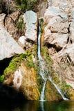 Baje a Darwin Waterfall Imágenes de archivo libres de regalías