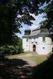 Baje el castillo en Fulnek Fotografía de archivo libre de regalías