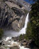 Baje Yosemite Falls Foto de archivo