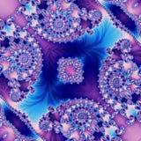 Bajecznie abstrakcjonistyczny tło z spirala wzorem Ty możesz używać mnie dla zaproszeń, notatnik pokrywy, telefon skrzynka, poczt fotografia royalty free