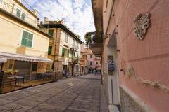 Bajecznie Cinque Terre Fotografia Stock