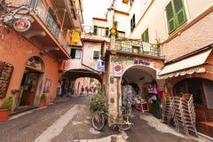 Bajecznie Cinque Terre Obraz Stock