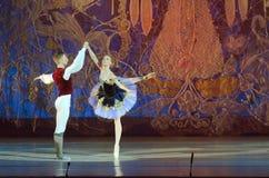 Bajka balet Zdjęcie Royalty Free