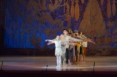 Bajka balet Zdjęcia Stock