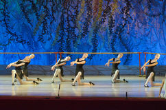 Bajka balet Fotografia Royalty Free